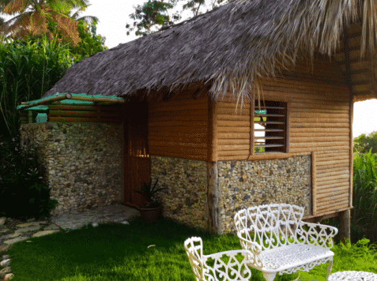 Caribbean real estate is embracing the Small House Movement at Tubagua Eco Village