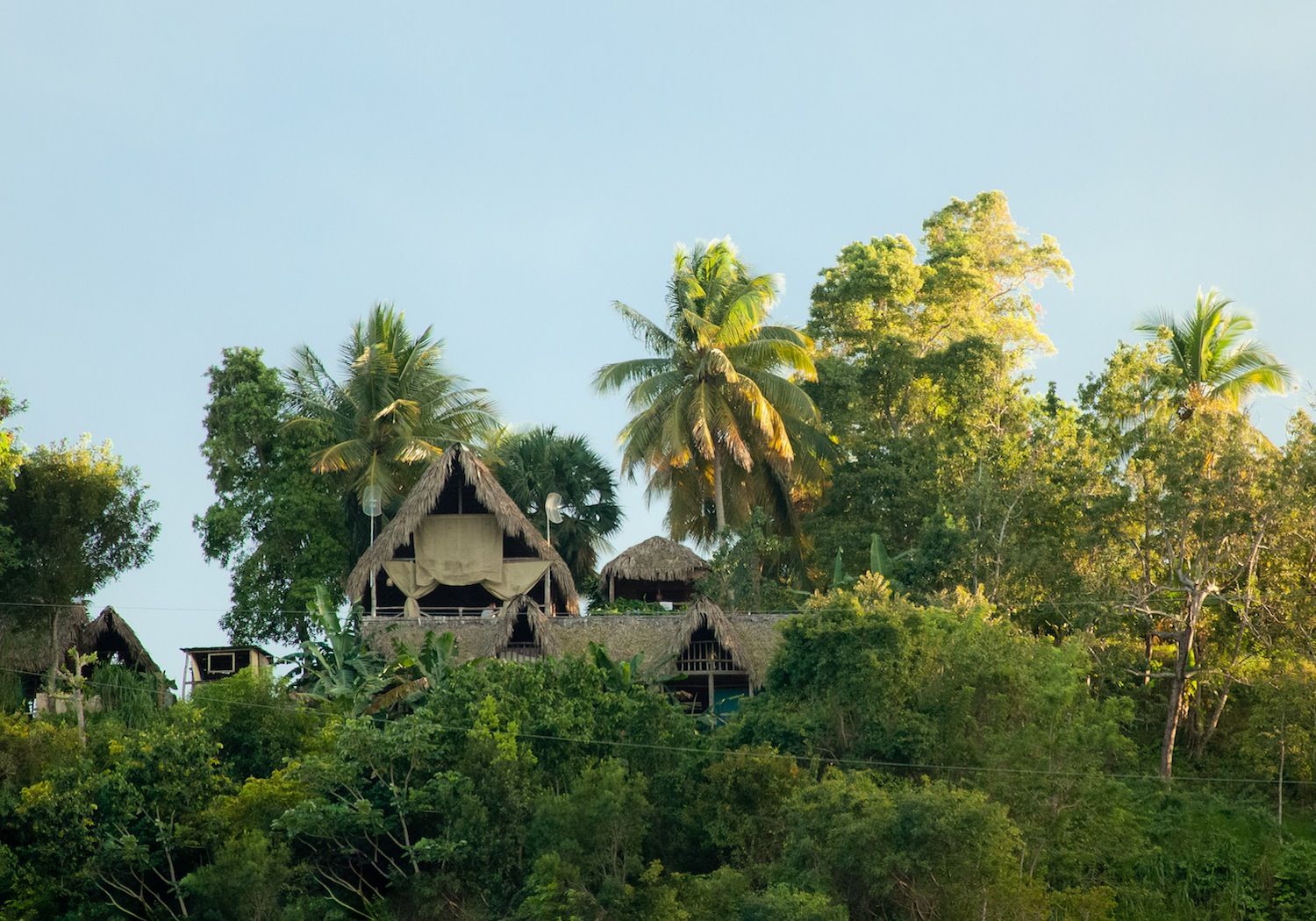Tubagua is an award-winning ecolodge...
