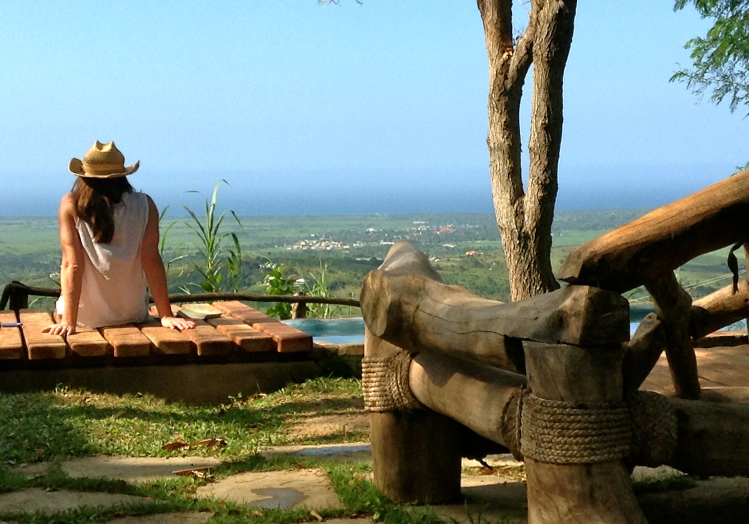 This is a place to enjoy an authentic Dominican countryside experience